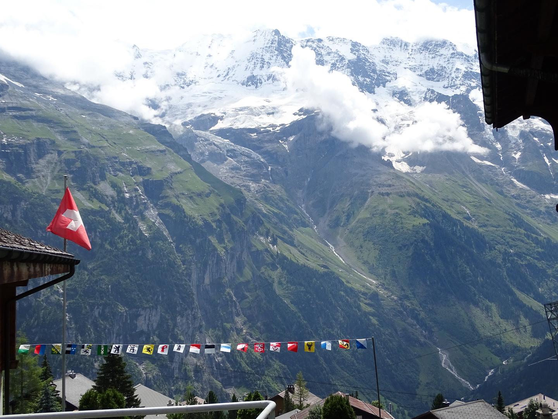 Mürren im Berner Oberland