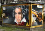 mürrischer Beethoven