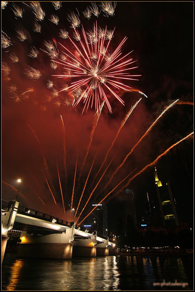 MUF 2007 - Abschlussfeuerwerk