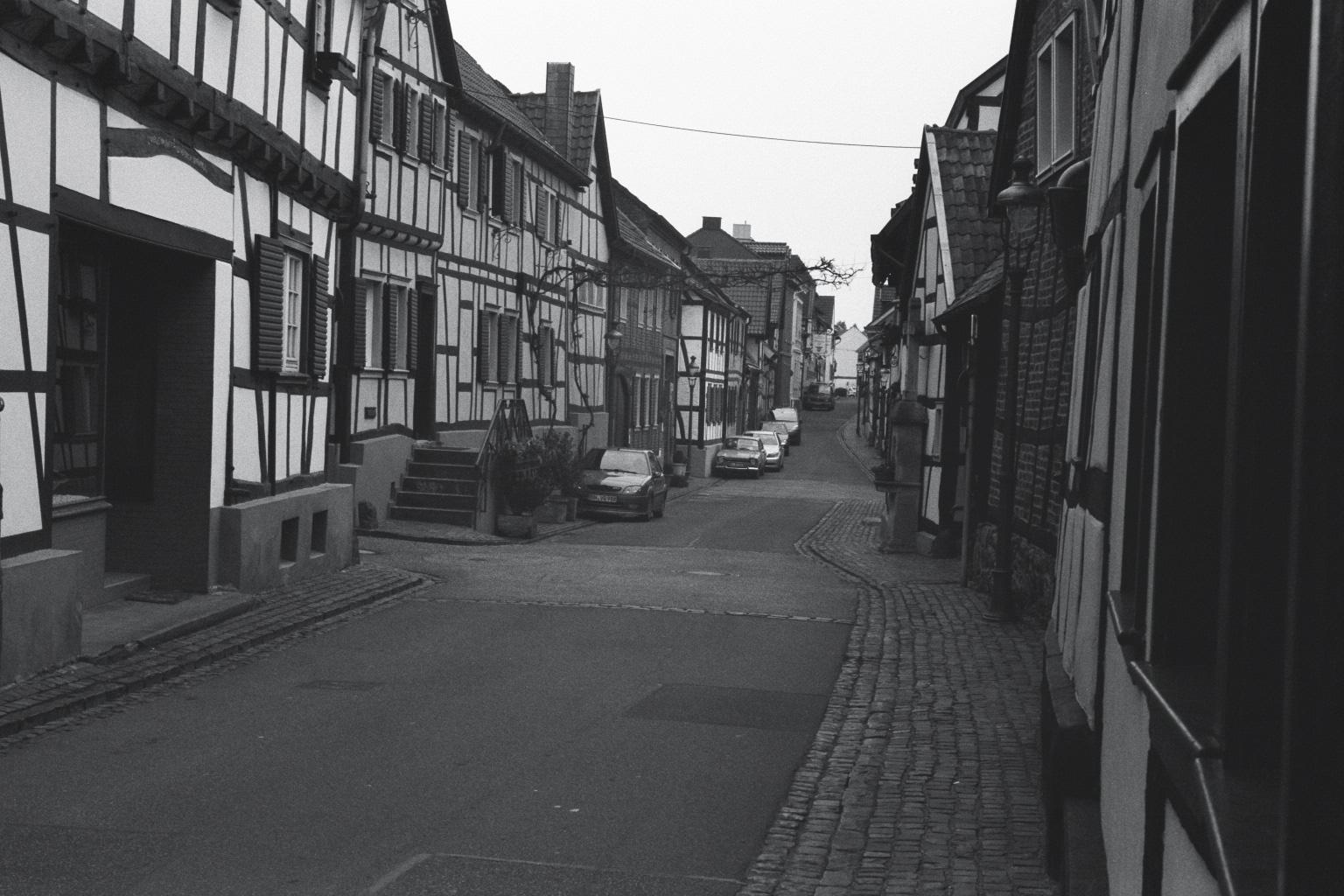 Muffendorfer Hauptstraße (Test Leica III)