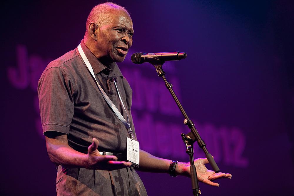Muhal Richard Abrams | Jazzfestival Saalfelden 2012