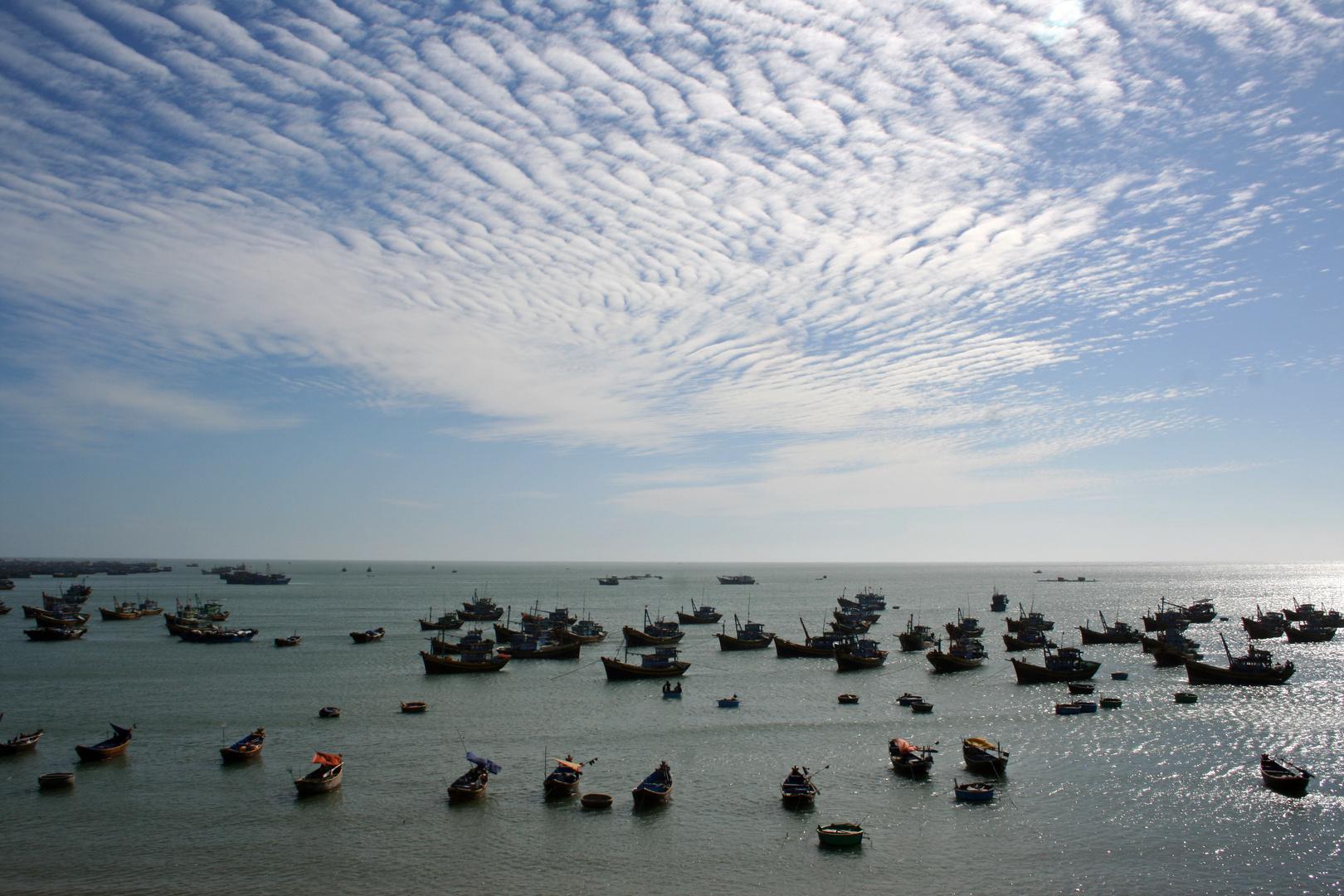 Mui Ne - Fischerhafen