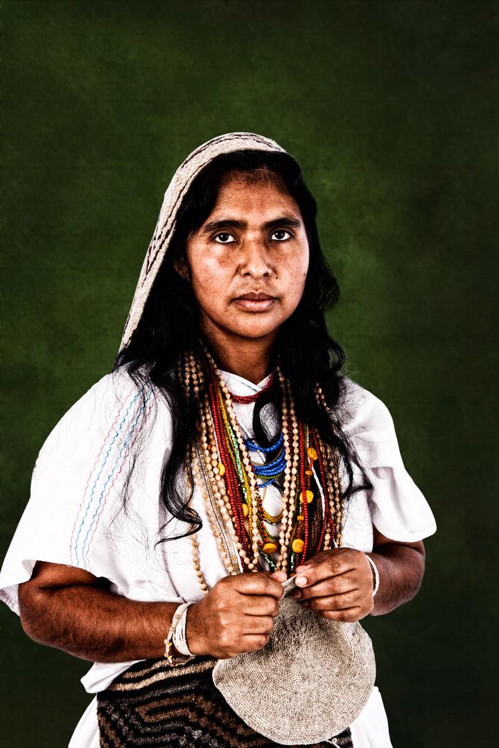 Mujer Arhuaca