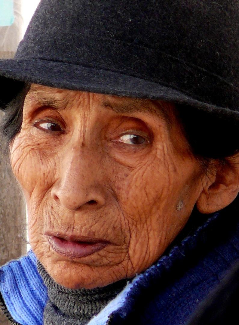 Mujer de Iruya - Salta