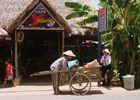 Mujer en Chau Doc