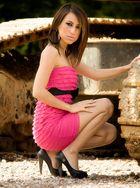 Mujer en color rosa (3)