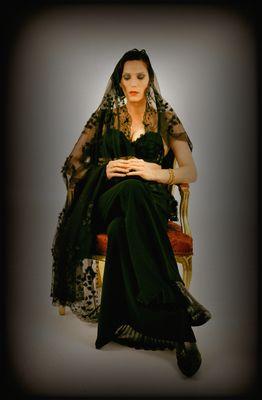 Mujer española @@ 9 @@