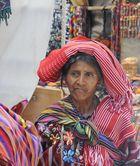 Mujer  Etnia KaKchikel /Guatemala