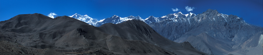 Muktinath - Panorama