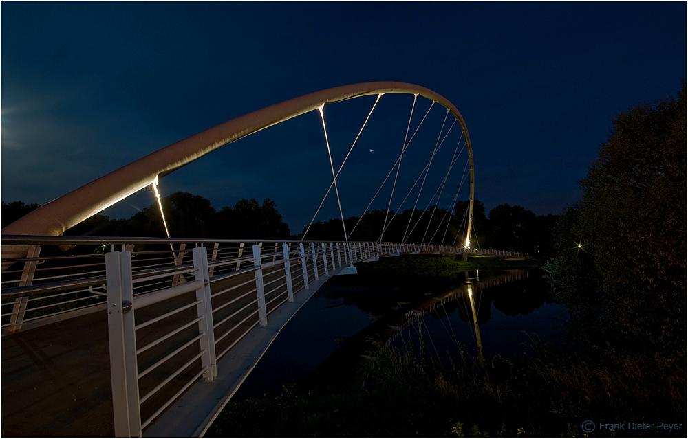 Muldebrücke in Dessau (2)