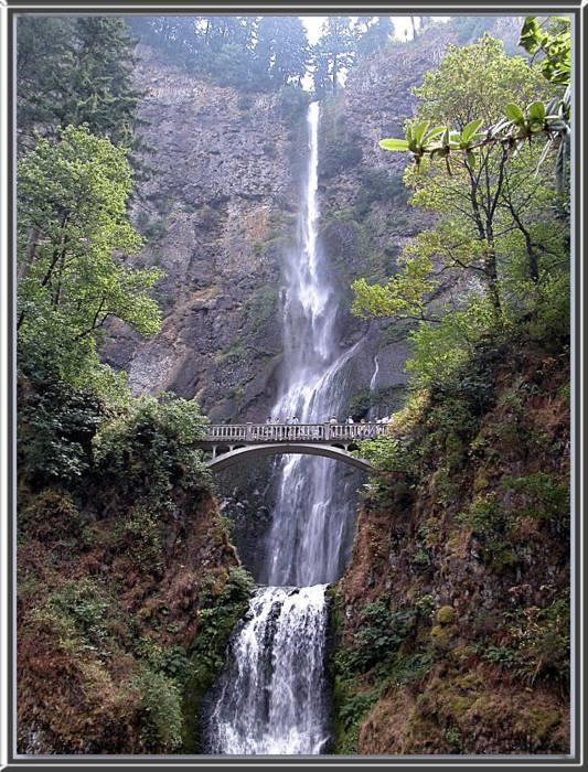 Mulnomah Falls