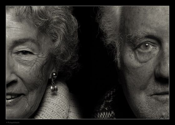 Mum and Dad..... Endless love........ Anno 1946 Part II
