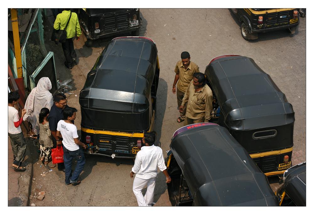 Mumbai Auto Rickshaw's | Maharashtra, India
