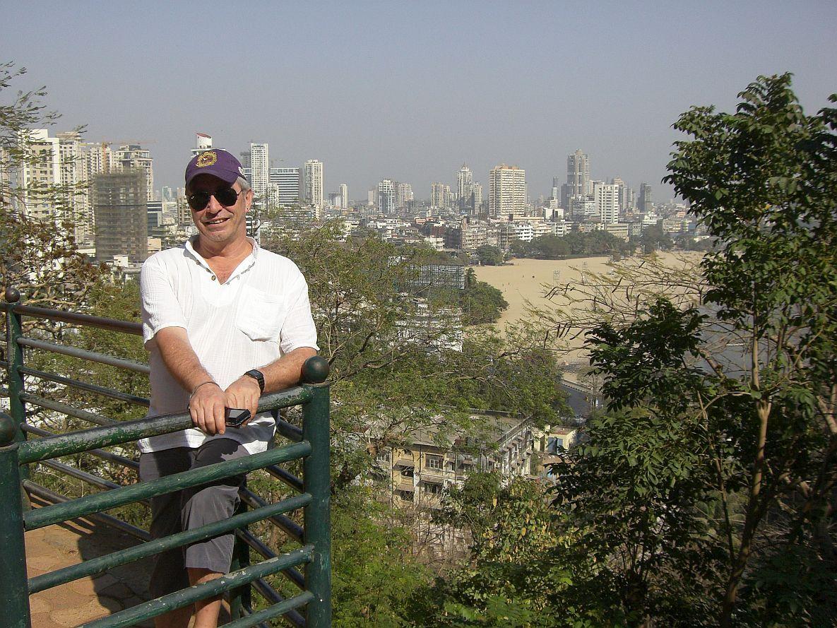 mumbai hängende gärten
