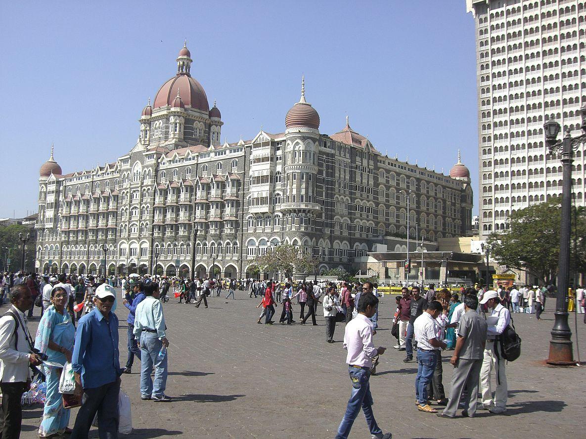 mumbai hotel taj mahal