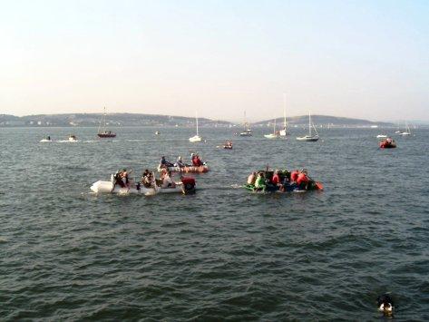 mumbles raft race