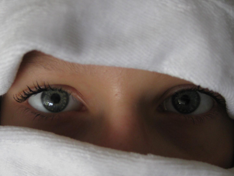 Mumien Augen