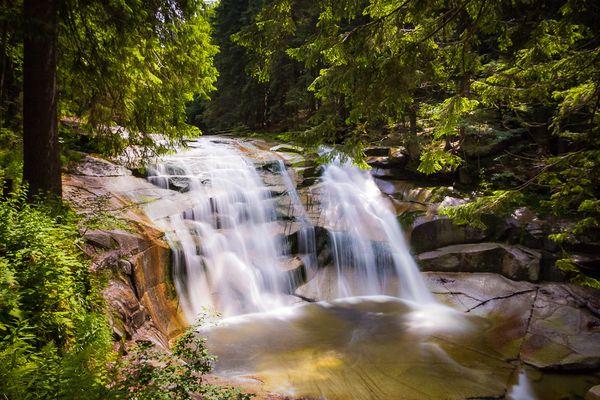 Mummel Wasserfall 1