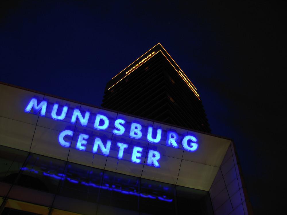Mundsburg Center - Hamburg