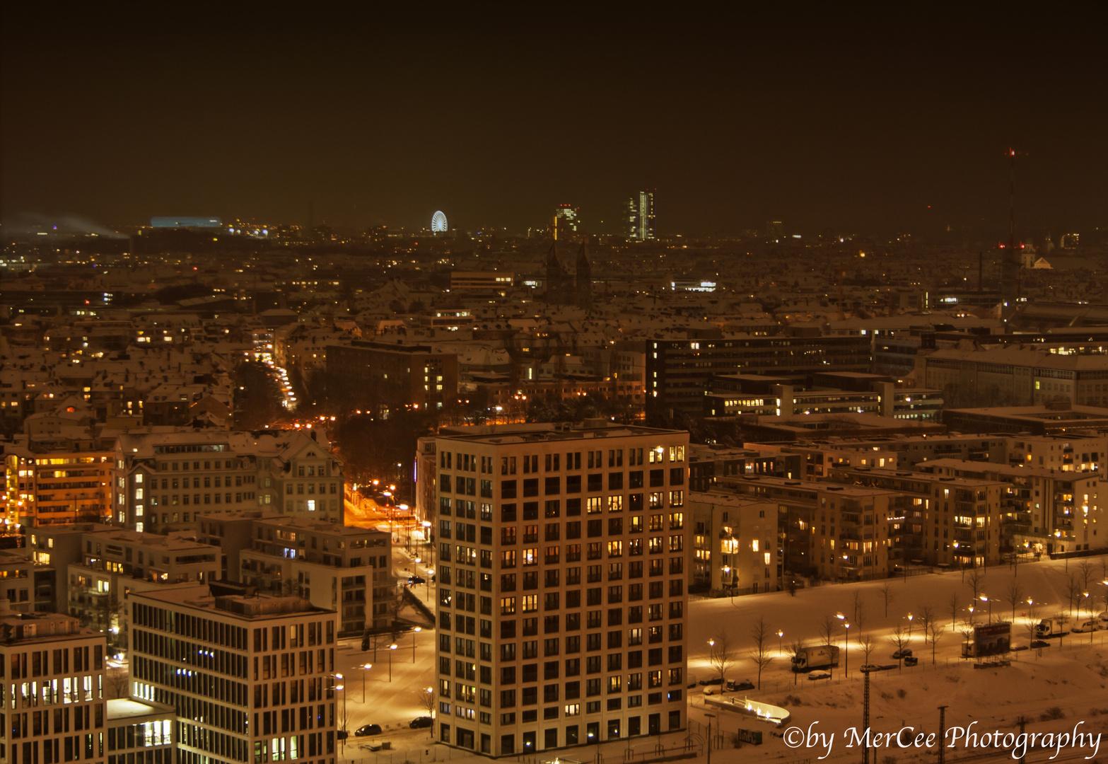 Munich City @ Night