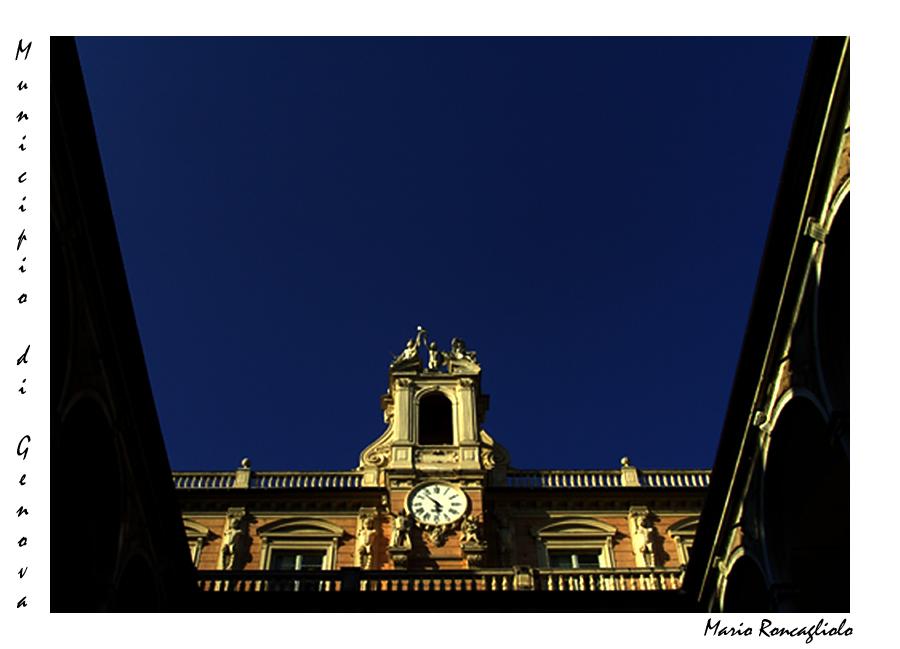 Municipio di Genova