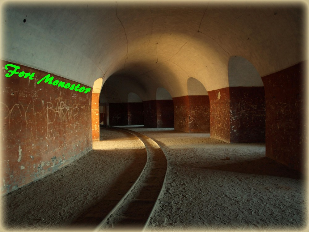 Munitionslager - ammunition storage
