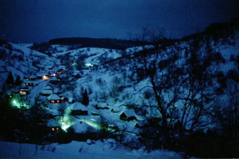 Muntibasch bei Nacht