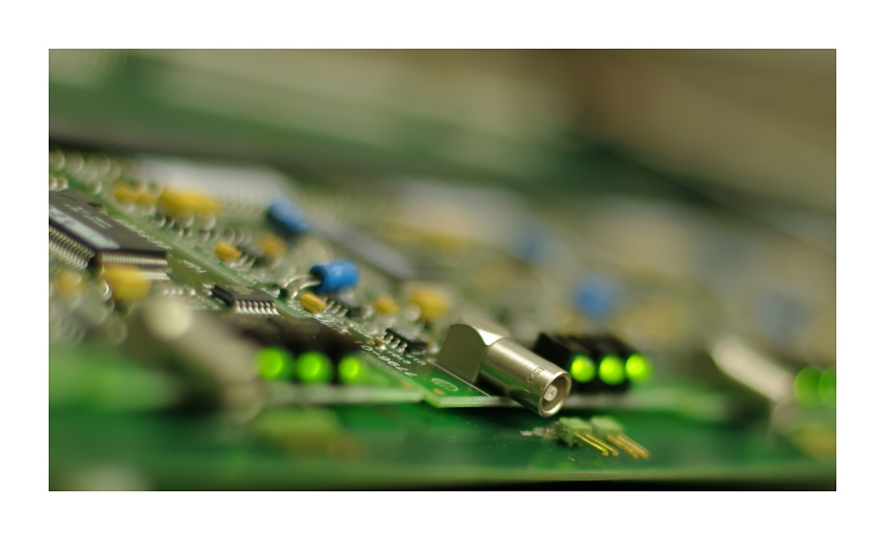 Muon (Myon) Detektor Array