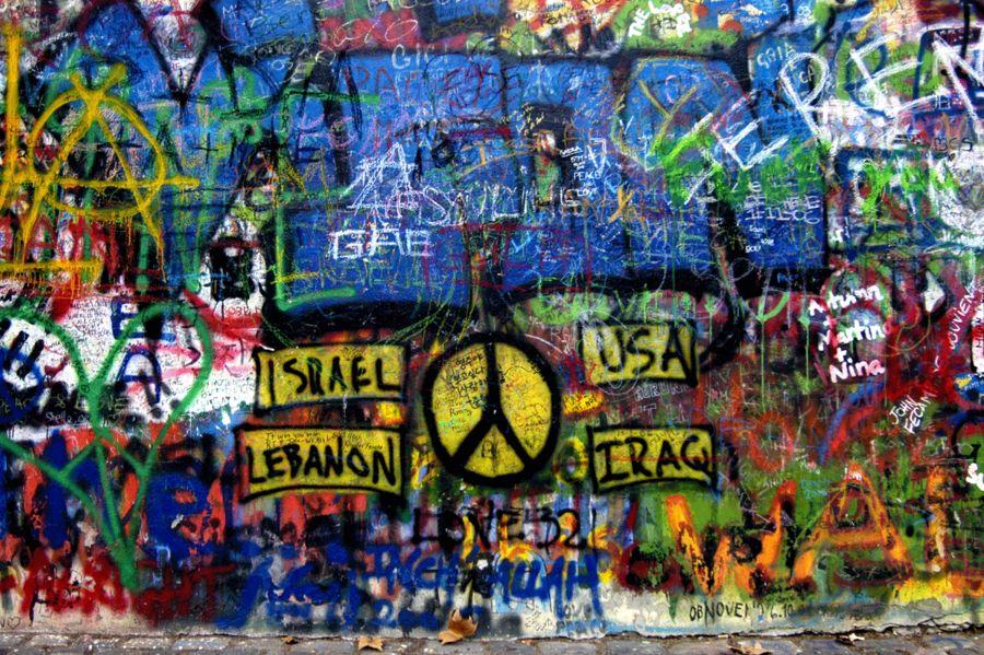 mur 4 - Lennon