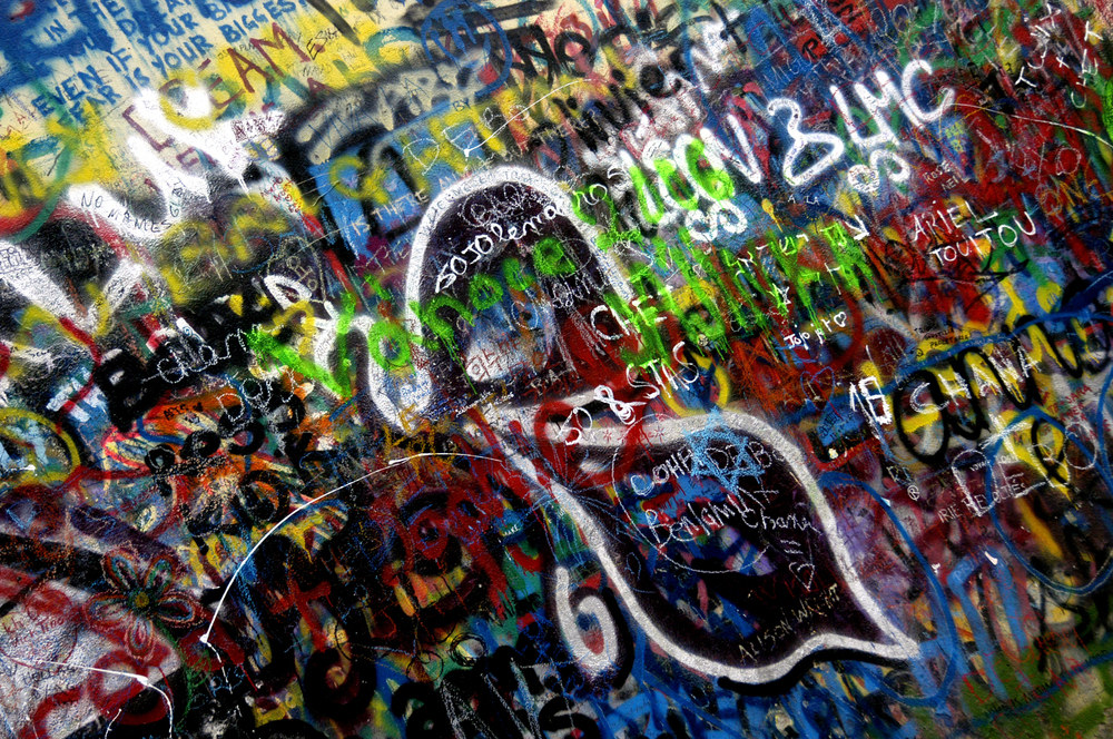 mur 5 - Lennon