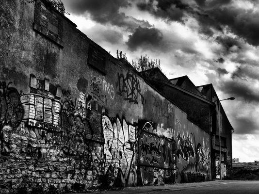Mur à Nancy