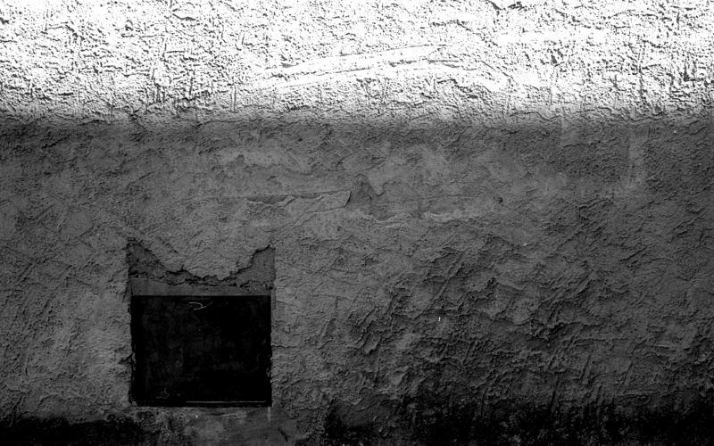 mur et ombres