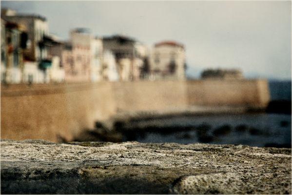 mura della città