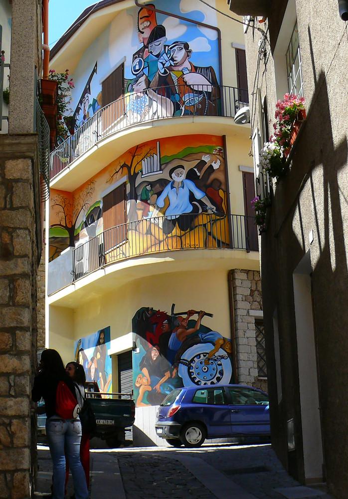 Murales ad Orgosolo