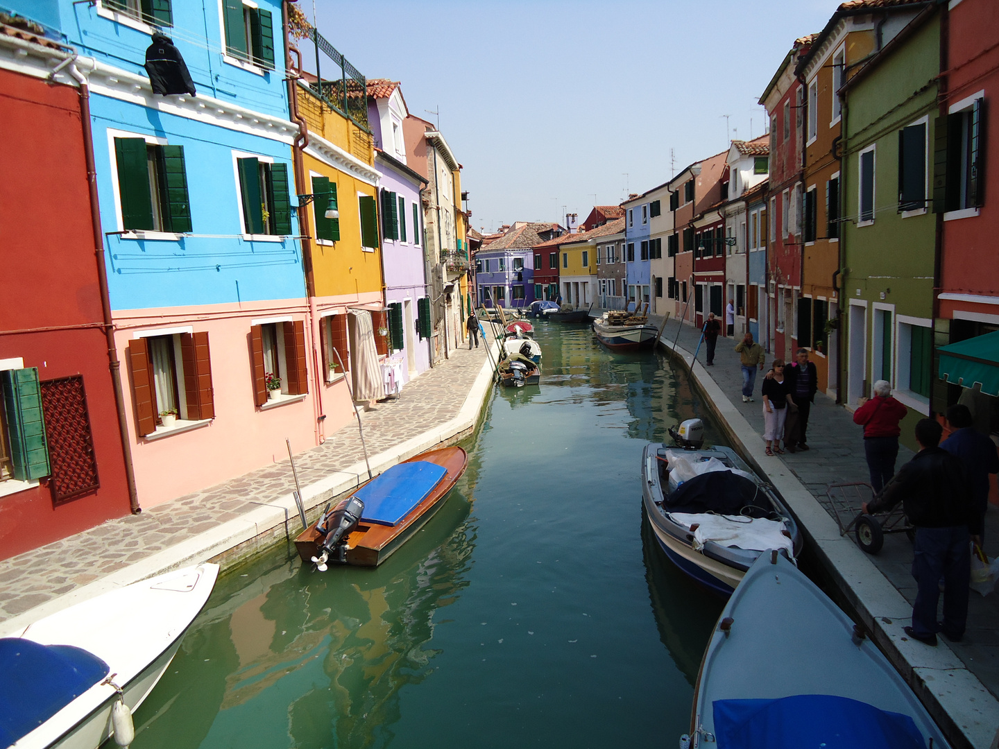 MURANO ( riche en couleurs !)