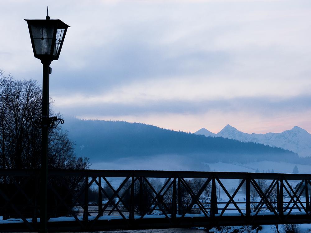 Murbrücke in Tamsweg
