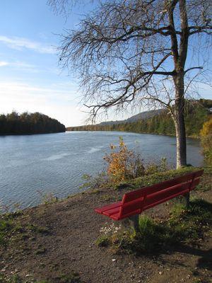 Murg am Rhein