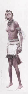 Murlé girl- sudan