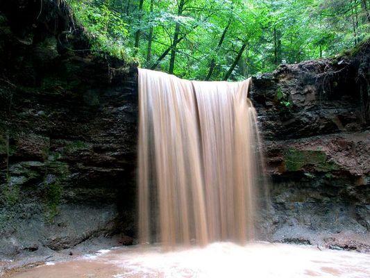Murrhardter Wasserfall