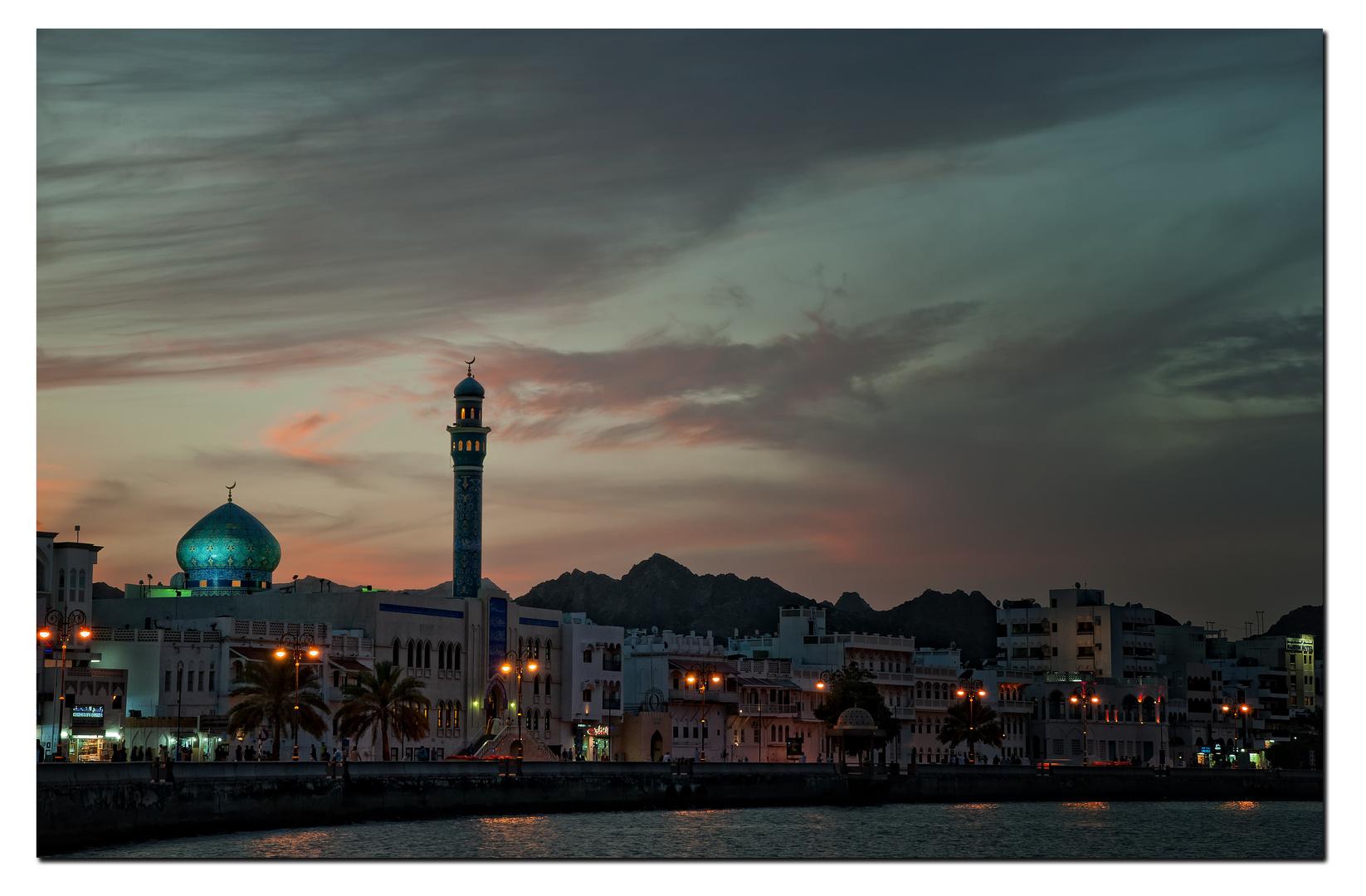 Muscat Corniche