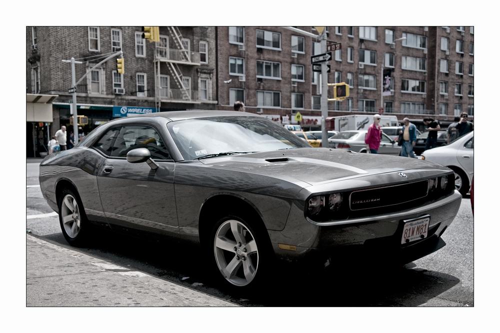 Muscle Car in N.Y.