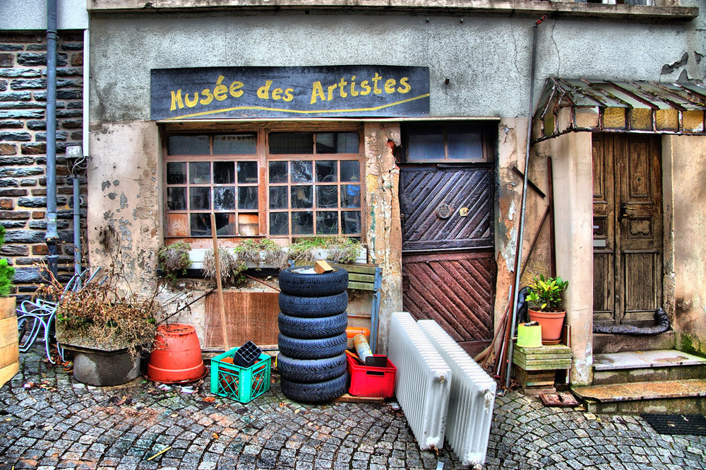 Musée des Artistes in Vianden