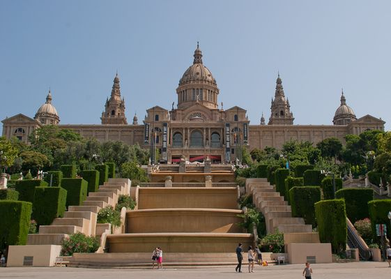 Musée des Arts à Barcelone
