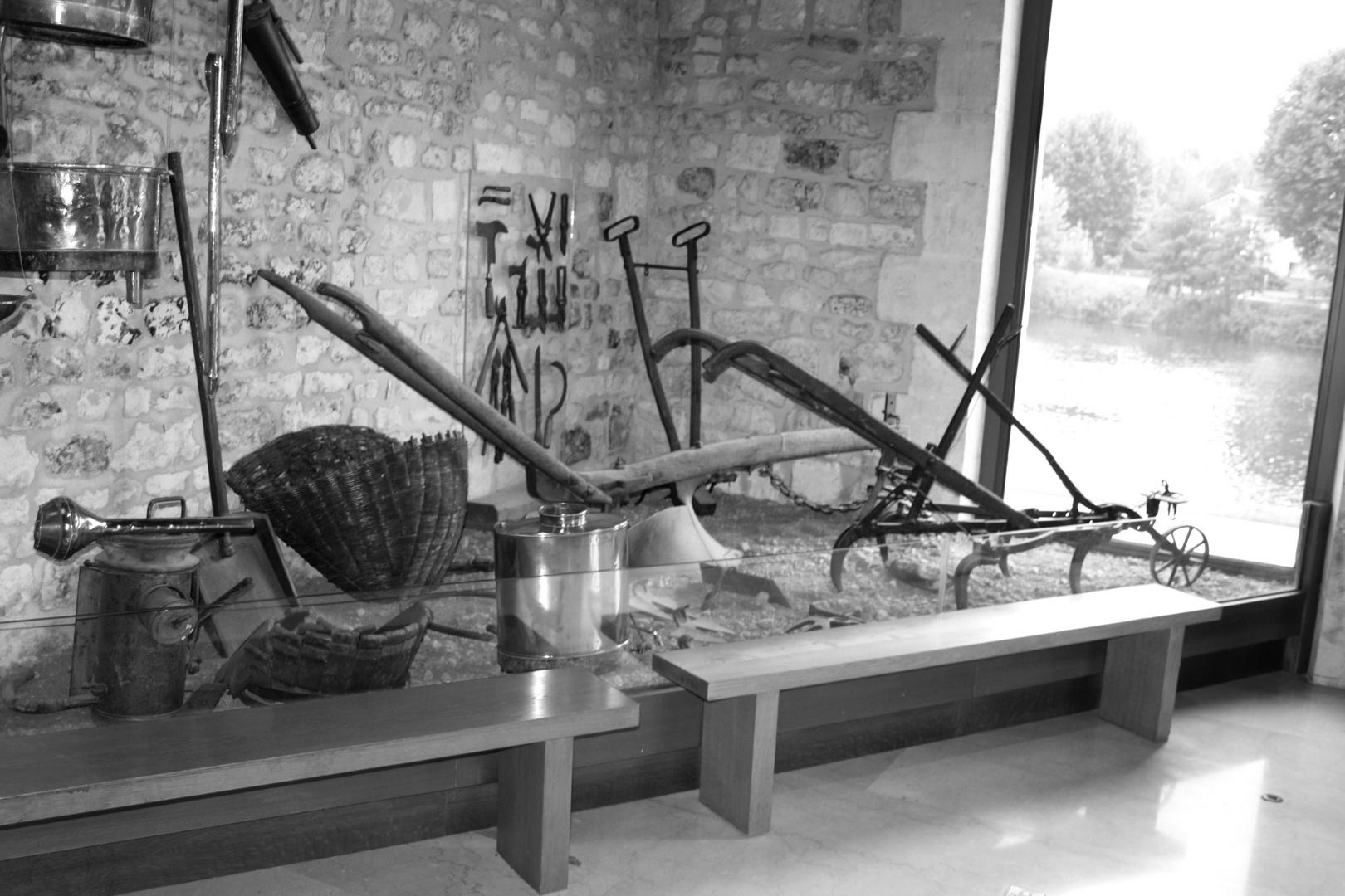 Museé du Cognac a Jarnac 2