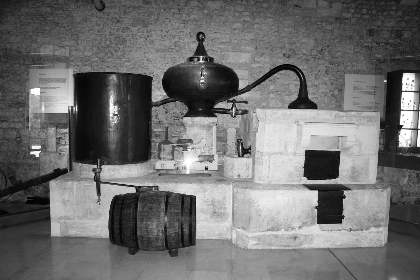 Museé du Cognac a Jarnac 3