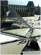 Musée du Louvre Glaspyramiden