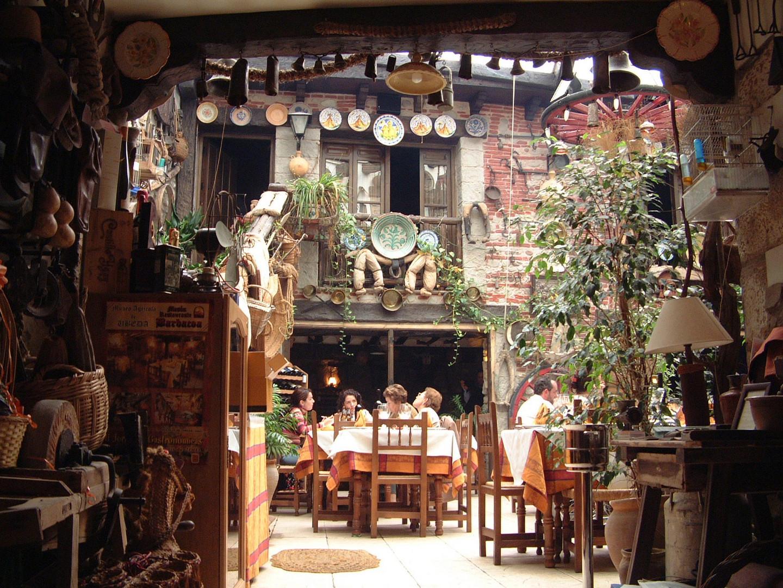 museo agricola de ubeda asador hotel restaurante ubeda jaen andalucia españa