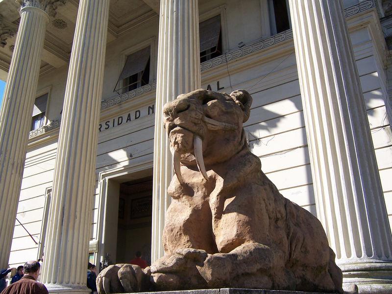 Museo de La Plata, Argentina