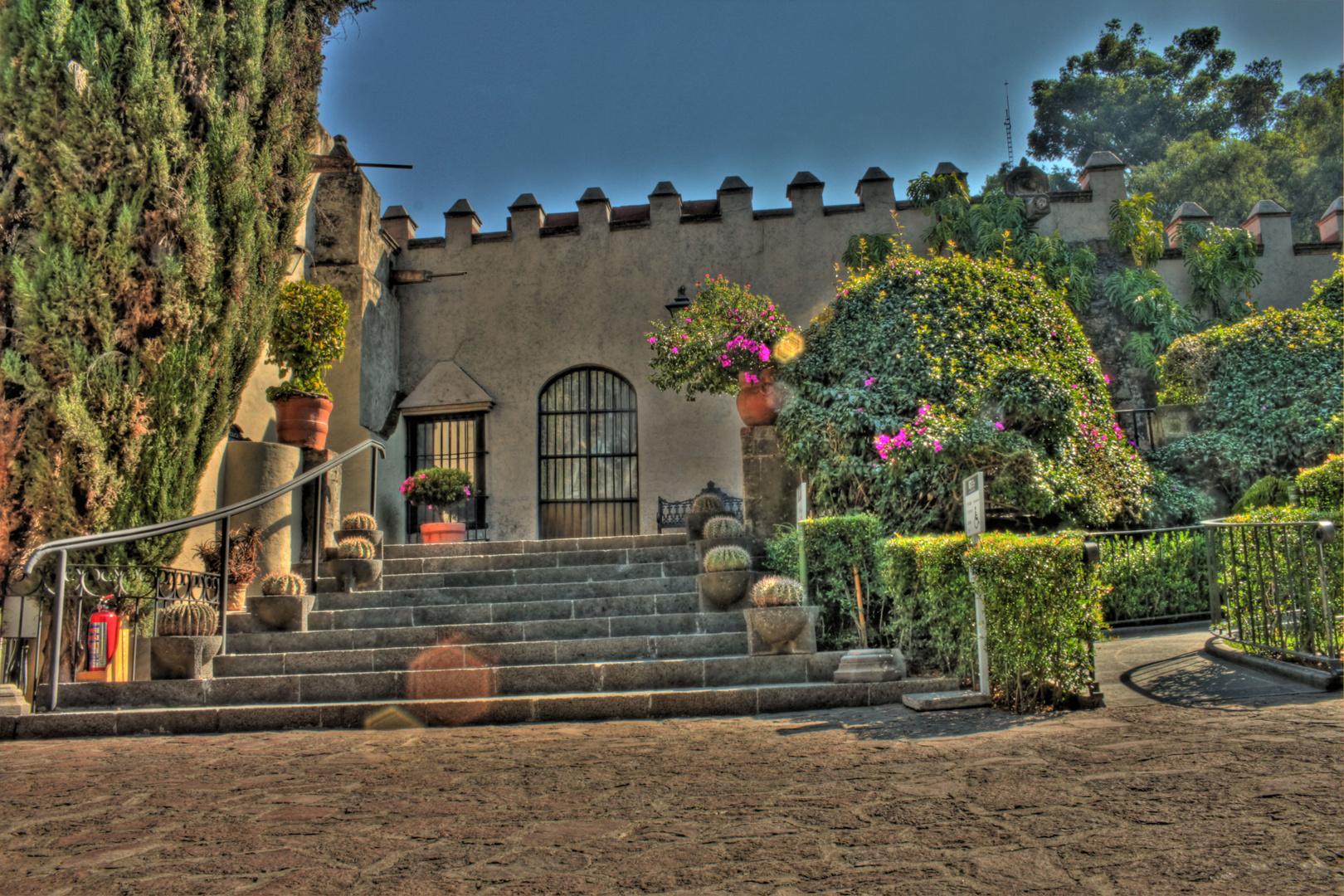 Museo dolores olmedo Xochimilco México D.F. Hab princ.