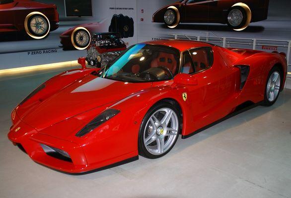 museo Ferrari a Maranello:60 anni Ferrari
